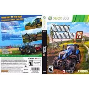 Farming Simulator 2015 - Simulador Pra Xbox 360 Destravado
