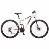 Mountain Bike 29 Mongoose Ledge 3.5 Doble Suspensiión