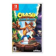 Crash Bandicoot Trilogy Nintendo Switch Fisico Sellado Ade