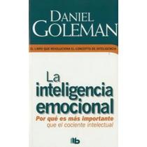 Libro La Inteligencia Emocional Daniel Goleman