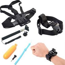 Gopro Essential Kit -accesorios Esenciales Para Gopro Sj4000