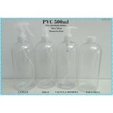 Envases Plásticos P/ Perfume 500 Ml Spray Lotex100 Floresta