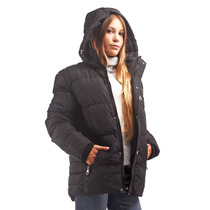 Customs Ba Campera Mujer Abrigada Importadas Camperas Grande