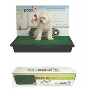 Sanitario Canino Ecopatio + Refil + Educa Pet + Urine On