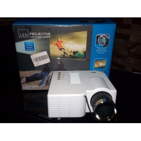 Mini Video Beam / Mini Proyector De Video