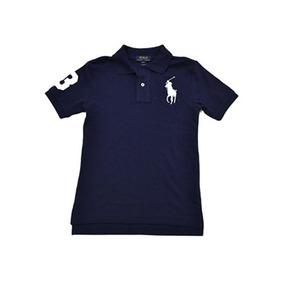 Camiseta Ralph Laurent - Ropa y Accesorios Azul marino en Mercado ... 9aa4fba90a62e