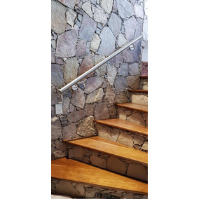 Pasamanos Para Escalera Inoxidable 304 (planfra)(ver Video)