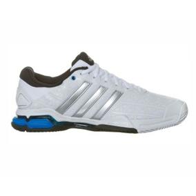 Tênis adidas Barricade Club Branco E Azul Novo Masculino