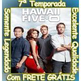 Serie Hawaii Five 0 ( 7ª Temporada ) Com O Frete Grátis