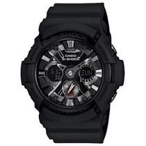 Relógio Casio G-shock Anadigi Ga-201-1adr