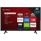Tcl Led 4k Smart Tv, 43 (certificado Reacondicionado)
