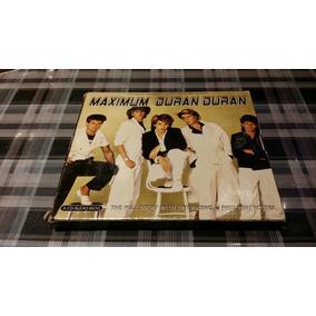 Duran Duran - Maximun - Cd Para Coleccion Poster Reportataje