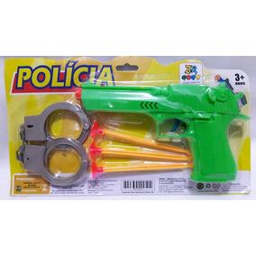 Brinquedo Arminha Cartela Com Algema