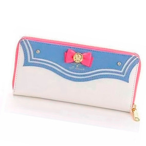 Cartera Sailor Moon Monedero Billetera Bolsa Wallet Serena