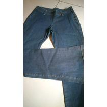 Calça Jeans Flare Damyller 38