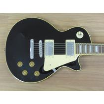 Guitarra Sx Ee3 Les Paul Preta, Outlet Musical Sp 12373 1