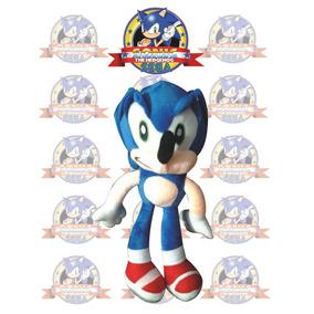 Peluche Sonic 42cm (somos Tienda Fisica )