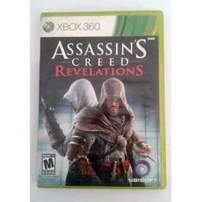 Assassins Creed Revelation Usado Xbox 360 Orig. Mídia Fisica