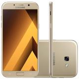 Telefone Galaxy A7 2017 Sm-a720f Samsung Bateria 3.600 Mah
