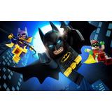 Painel, Poster Lego Batman , Marvel Personalizamos 120x60