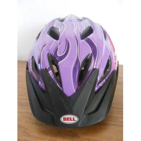 Casco Bell Andar En Bicicleta Patineta Skate 52-54cm #b588
