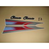 Calcomania Rx 100 Yamaha+super Combo Original
