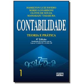 Contabilidade: Teoria E Pratica - Vol.1