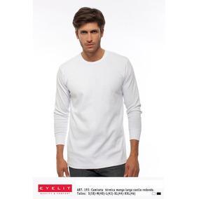 Camiseta Térmica Manga Larga Cuello Redondo Eyelit 193 T 38
