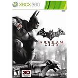 Batman Arkham City - Microsoft Xbox 360 Videojuegos Tarjeta
