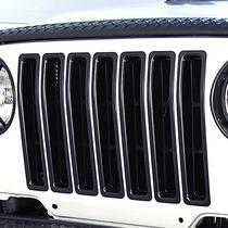 Incertos Plasticos Para Jeep Tj 97-06 Wrangler/unlimit