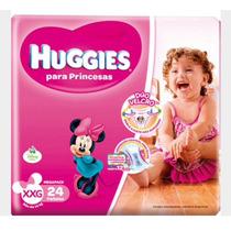 Huggies Mega Campeones Y Princesas Súper Precio