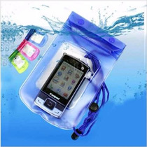 Funda Sumergible Agua Waterproof Bolsa Celular Iphone Galaxy