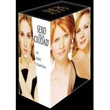 Sexo En La Ciudad:sex And The City Boxset Serie Completa Dvd