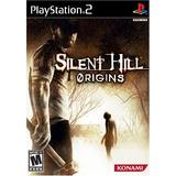 Silent Hill Orígenes - Playstation 2