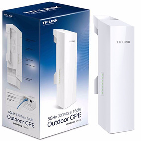 Antena Wifi Exterior Tp-link Cpe510 15km 13dbi 510 Envio