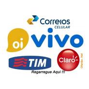 Recarga Celular Crédito Online R$20