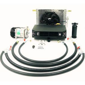 Kit Ar Condicionado Automotivo Universal 12v. E Fiat