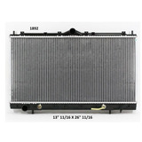 Radiador Para Dodge Avenger Base 9500 26 Mm