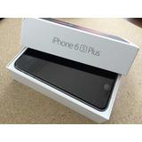 Iphone 6s Plus 64gb 4k Gris,nuevo Sellado De Tienda Apple