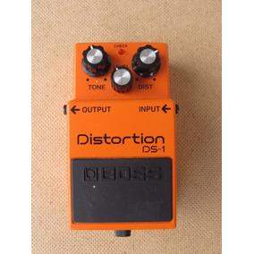 Pedal Boss Distortion Ds-1 (distorção) (vai, Kurt, Satriani)