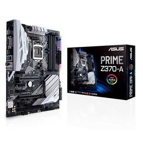 Kit Placa Mãe Z370 + Processador I3 8100 8º Geração3,6ghz