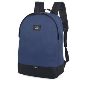Mochila Casual Infanto Juvenil Azul Unissex Ms45510ad