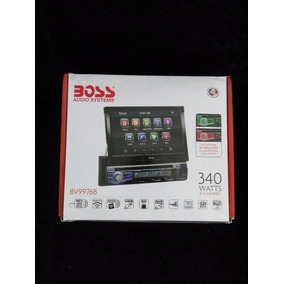 Reproductor Boss Mod Bv9976b Lcd Bluetooth/dvd/mp3/usb 340w