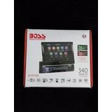 Reproductor Boss Mod Bv9976b Lcd Bluetooth/dvd/mp3/usb 340w