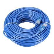 Cable Red Utp Rj45 30 Mts Metros Categoria 5 E