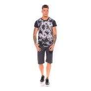 Camiseta Masculina Tie Die Polo Rg518