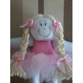 30 Boneca Pano Bailarina Lembrancinha Aniversario/nascimento