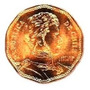 Cyber Day Moneda 50 Pesos 2008 Chile Error Acuñado Chiie