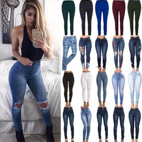 a9986228812 Boyfriend Jeans Hielo - Jeans para Mujer al mejor precio en Mercado ...
