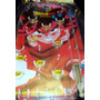 Flipper De Mesa Dragon Ball Mickey Hot Wheels